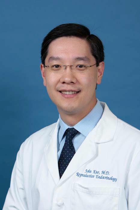 John Kuo infertility primary